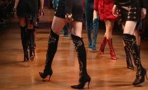 Versace - Runway - Milan Fashion Week Womenswear Autumn/Winter 2014